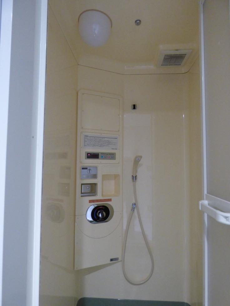 シャワー室(事務所)