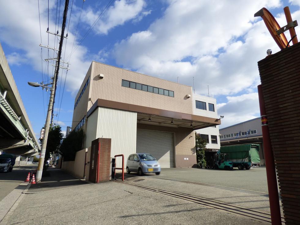 西淀川区中島2丁目貸倉庫・工場