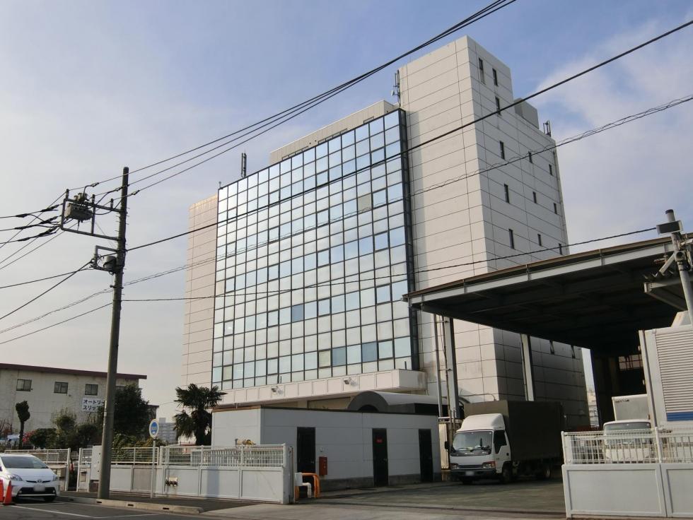 昭和島ロジテムセンター