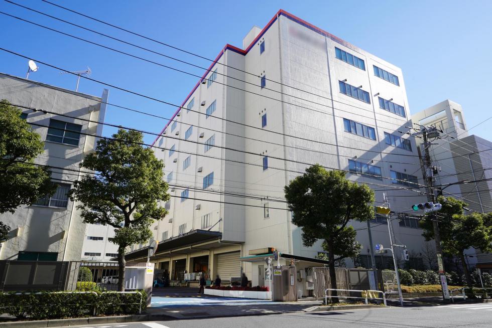 大井7号倉庫