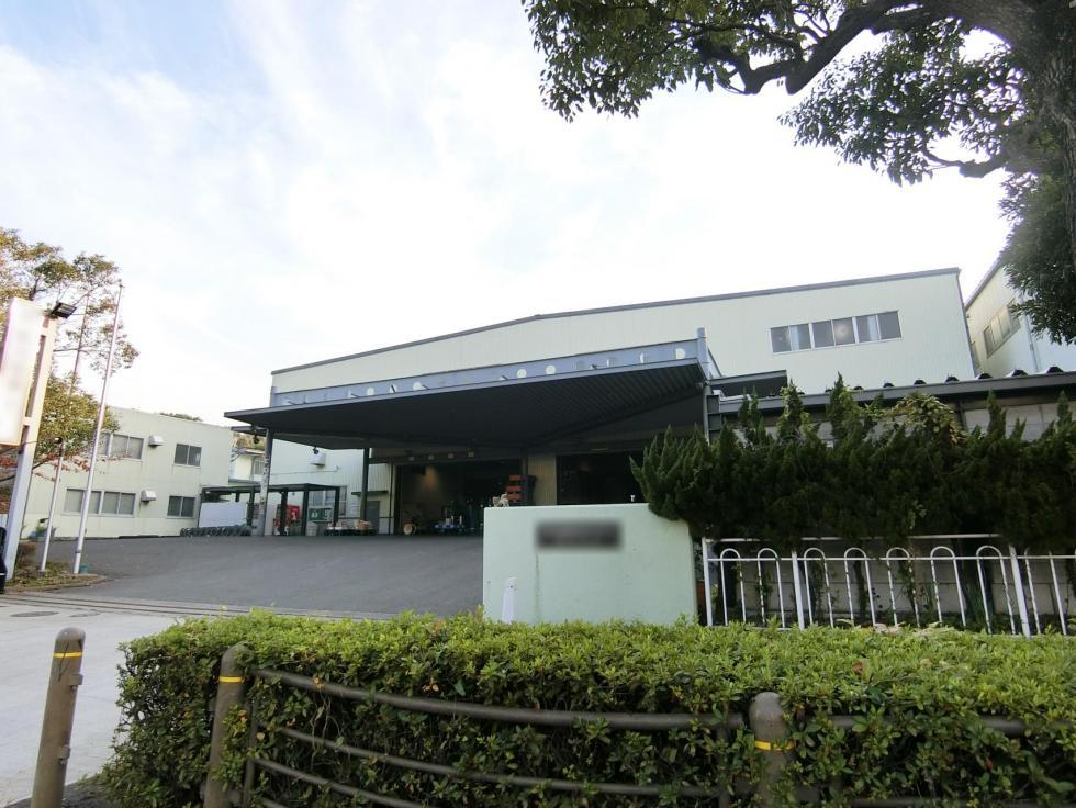 京浜島2丁目倉庫