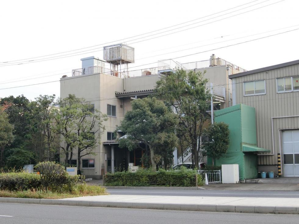 京浜島2丁目貸工場・倉庫・事務所