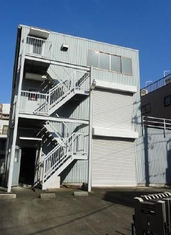 (仮称)武蔵小杉工場倉庫(二宮電線ビル)