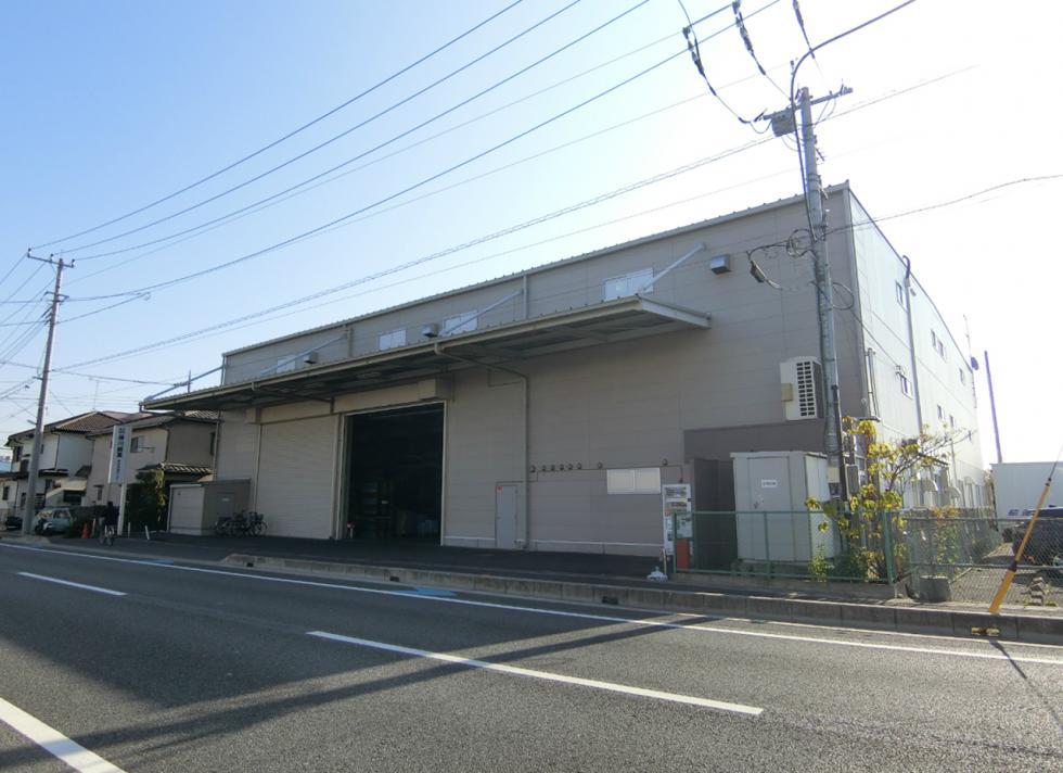桜区町谷4丁目貸工場・倉庫・配送センター