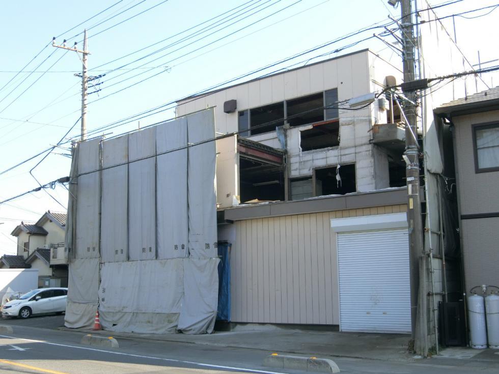 五関工場・倉庫